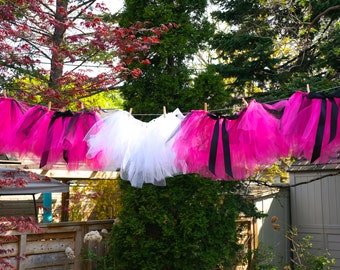 Tutu Party Pack 5 - Bachelorette Party Pack - 5 Tutus