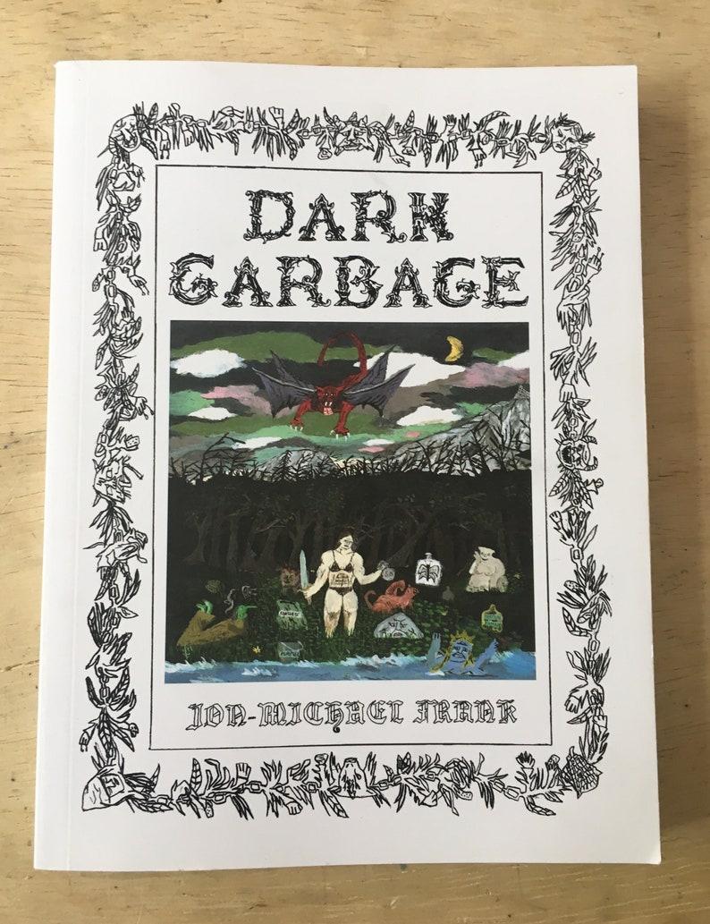 DARK GARBAGE  Book image 0