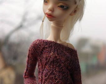Sweater for Kid Doll-chateau BJD