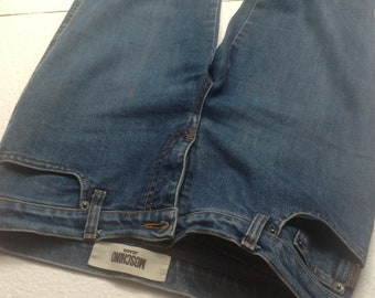 Vtg MOSCHINO Highwaisted Bell Bottom MOSCHINO Jeans original 90s / Size M