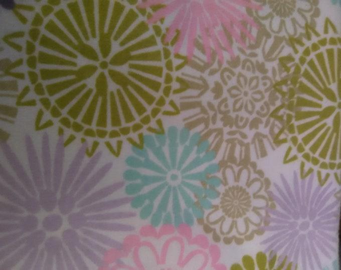 Blanket-Girls Receiving/Stroller Patterns 1
