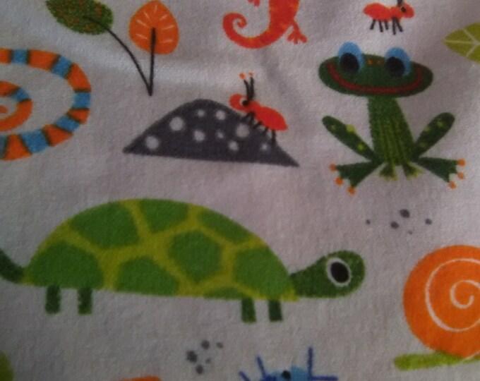 Blanket-Boys Receiving/Stroller Animals 3