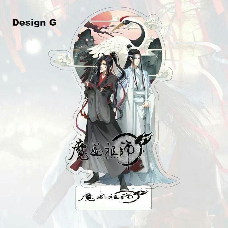 Grandmaster of Demonic Cultivation Anima MDZS Acrylic Display Stand
