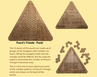 Pascal's Triangle Puzzle