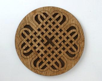 Celtic Hearts Puzzle