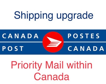 Shipping upgrade - Priority 5 day