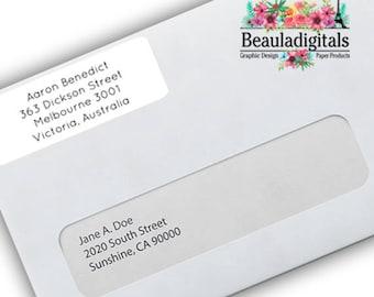 address shipping labels etsy au
