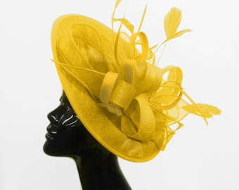 Big Yellow Hat Etsy