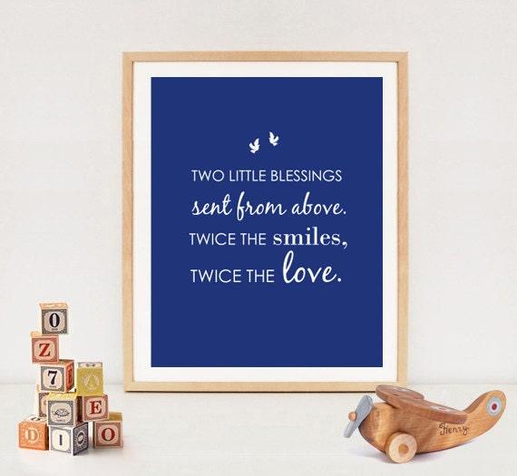 Zus En Broer Muur Kunst Offerte Instant Downloaden De Citaten Van De Liefde Van De Broers En Zussen Marineblauw Kinderen Wand Decor Diy