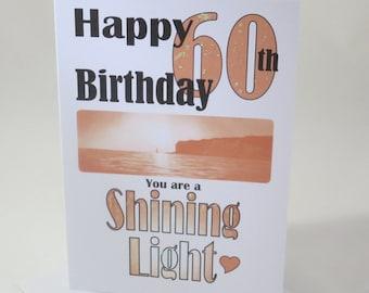 60th, 70th, 80th, 90th Birthday Cards