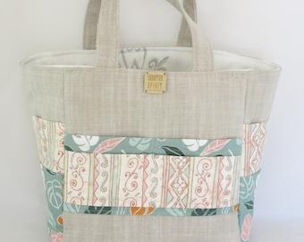 Art and Crafts Holdall Bag, Swirls and Curls, Creative Spirit