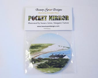Seven Sisters Pocket Mirror