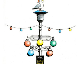 Stanley Seagull Christmas Cards - Designs 4,5,6