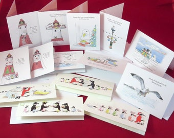 Value Pack 14 Christmas Cards