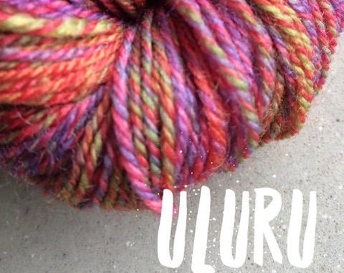 Elements Collection - Col Uluru 4 ply supersoft 100% Merino