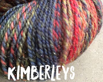 Elements Collection - Col Kimberleys 4 ply supersoft 100% Merino