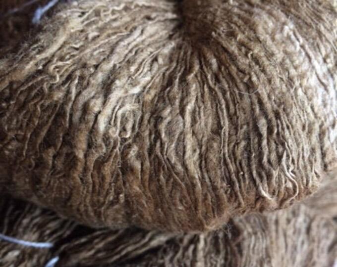NEW***Handspun Muga Silk - fine