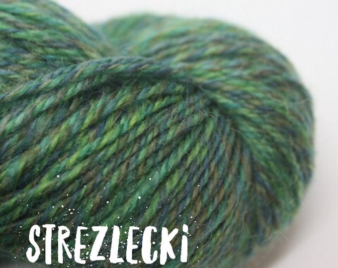 NEW COLOUR - Elements Collection - Col Strezlecki  4 ply supersoft 100% Merino