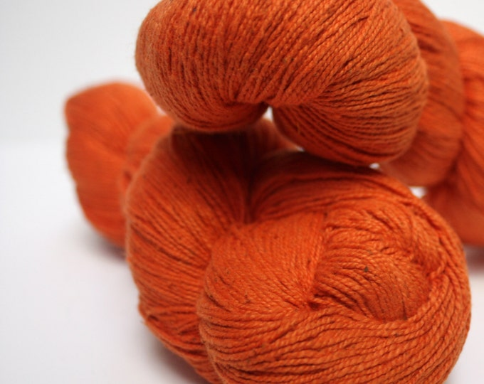 5/2 Cotton Yarn - Orange