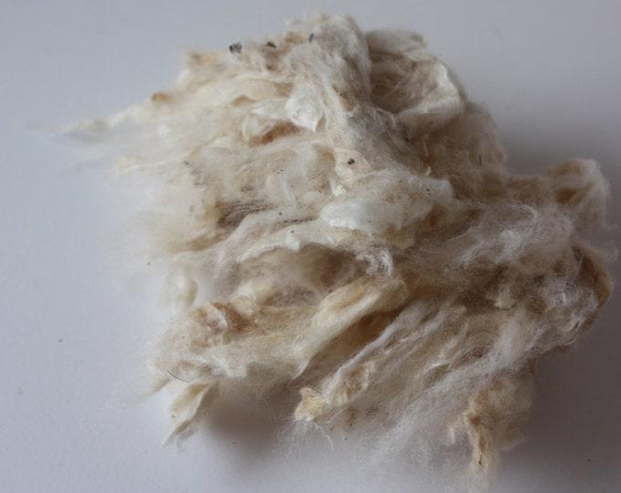 Washed Cotton Fibre 100g