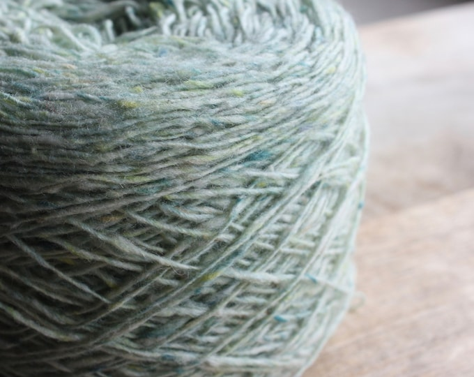 Tirchonaill 505 Soft  Mint Green 100% Merino 4ply