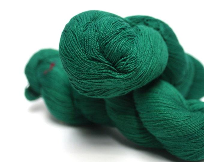 5/2 Cotton Yarn - Green