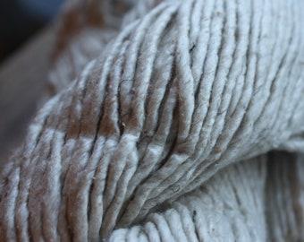 NEW**2.5/1 Handmade Mulberry Noil Silk Yarn