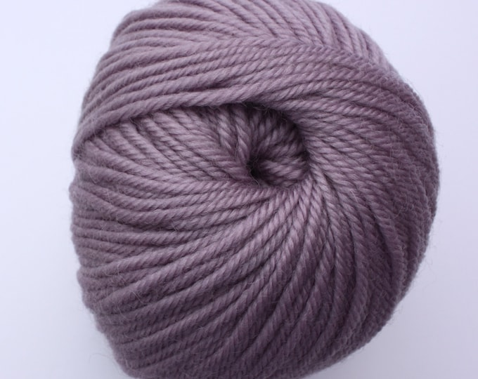 BRUMBY APPEAL*** Staples  - 2705 Lilac 100gm - 100% Merino - 177m/100gm