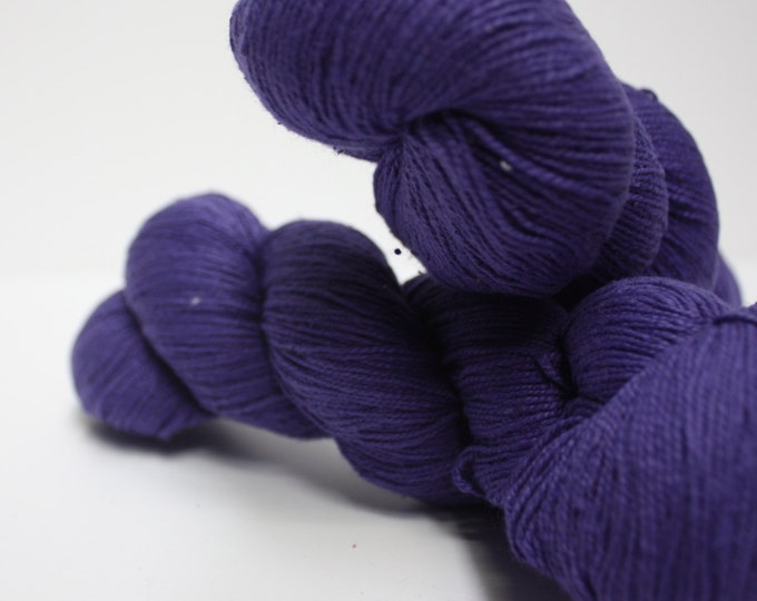 5/2 Cotton Yarn - Purple