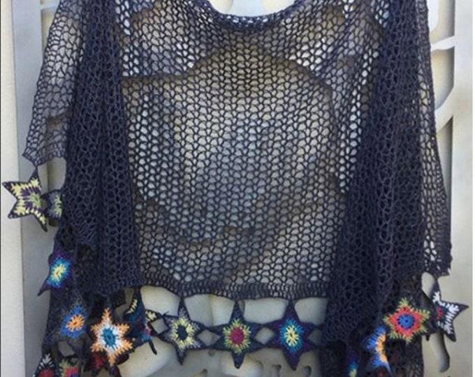 NEW***Star Struck Shawl Kit