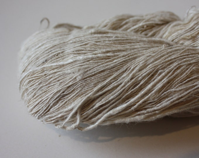 NEW***Eri Handspun Silk Yarn - Fine