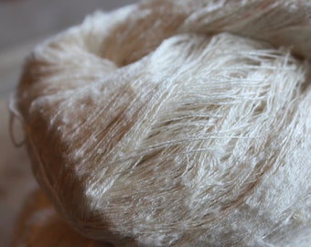 NEW****  60/2 Slubby Eri Silk Yarn