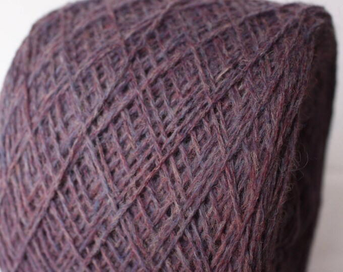 Marle 11.5/2 Pure Wool 100g Col: 460