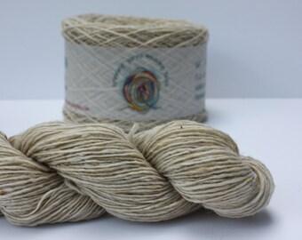 Spinning Yarns Weaving Tales - Tirchonaill 507 Ecru/Cream 100% Merino 4ply