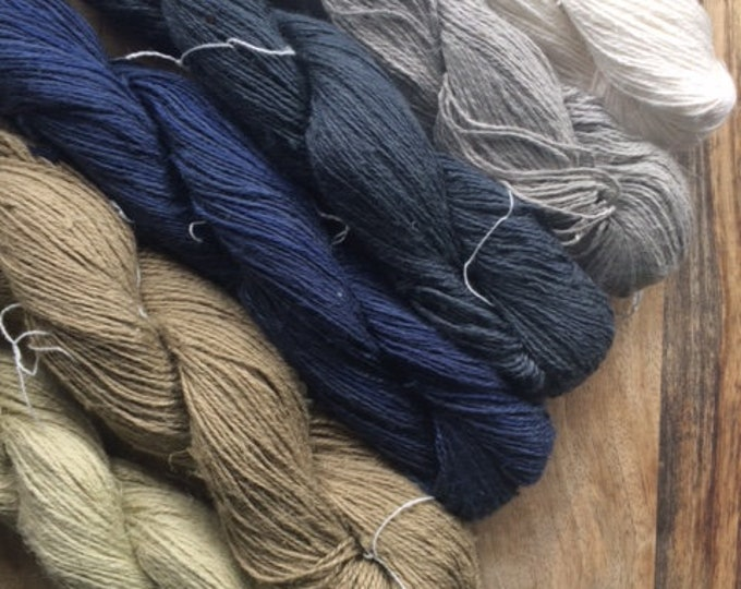 NEW PRODUCT - 6/2 100% Linen - 100g