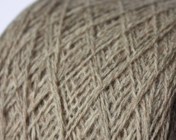 Marle 11.5/2 Pure Wool 100g Col: 390