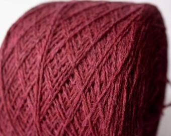 Marle 11.5/2 Pure Wool 100g Col: 156