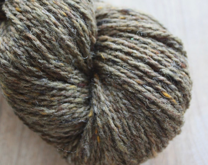 NEW COLOUR - Dooish Tweed - 'In the Oil' - 3746 Errigal