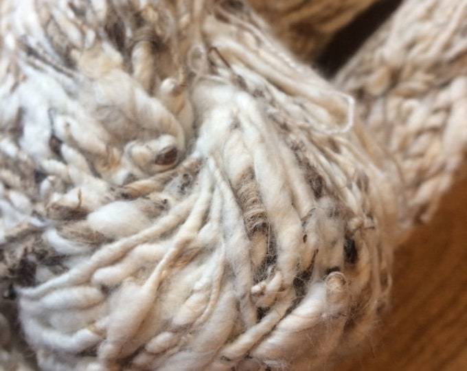 NEW***Chunky Handspun Cotton & Hemp