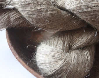 Natural Linen Yarn 5/1nm
