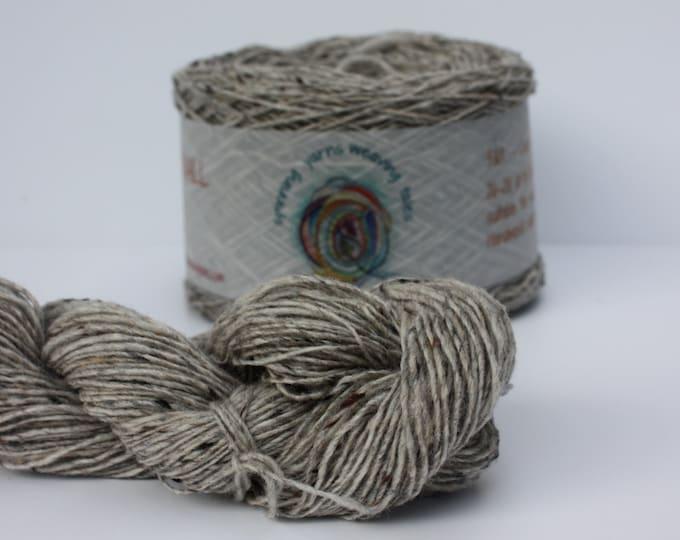 Spinning Yarns Weaving Tales - Tirchonaill 529 Silver Gray 100% Merino 4ply