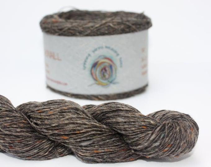 Spinning Yarns Weaving Tales - Tirchonaill 510 Grey 100% Merino 4ply