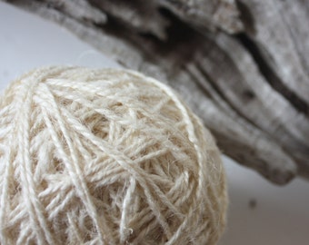 Seagrass Yarn - Bleached