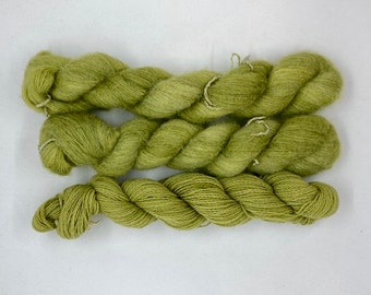 Mimosa Brushed Silk - Citrine
