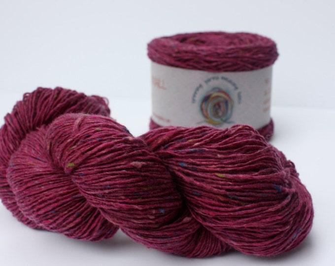 Spinning Yarns Weaving Tales - Tirchonaill 526 Pink 100% Merino 4ply