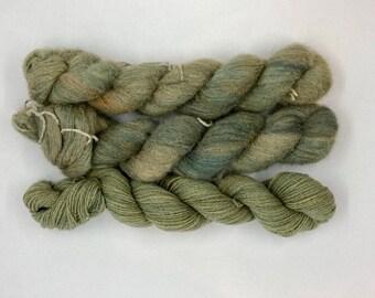 Mimosa Brushed Silk - Celadon