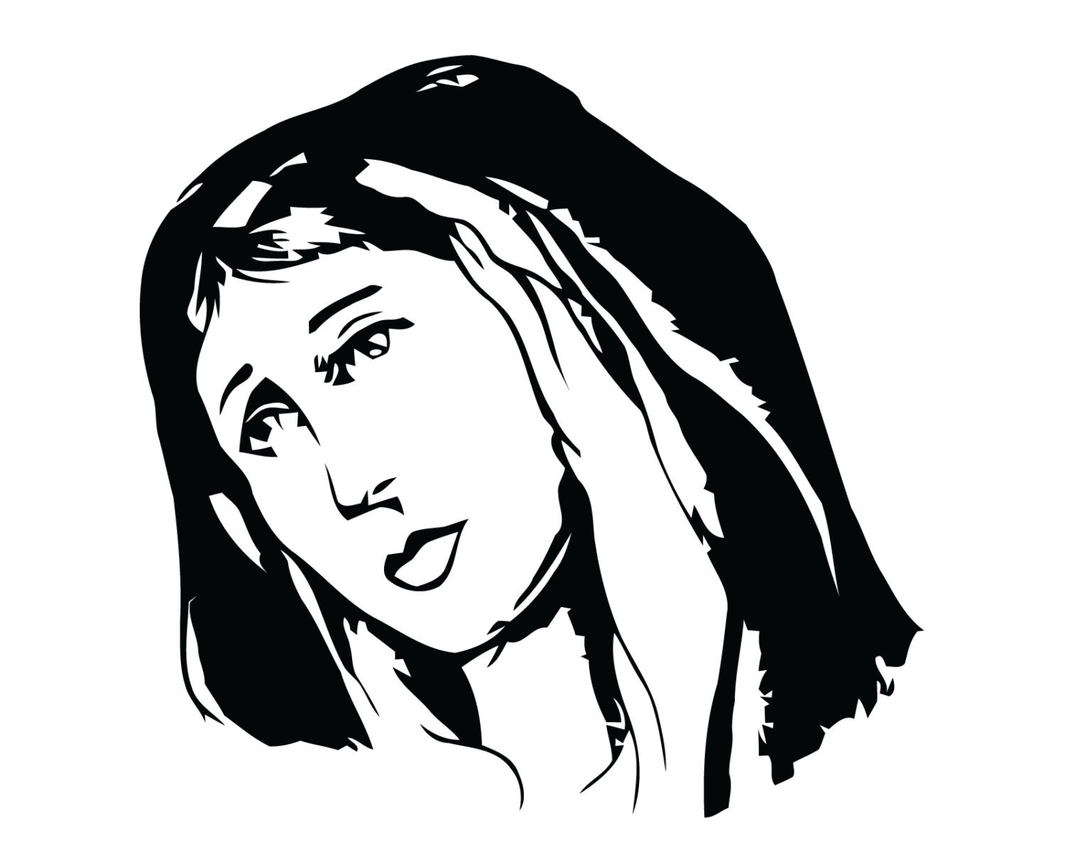 Mary Magdalene Decal Mother Of Christ Sticker Mother Mary