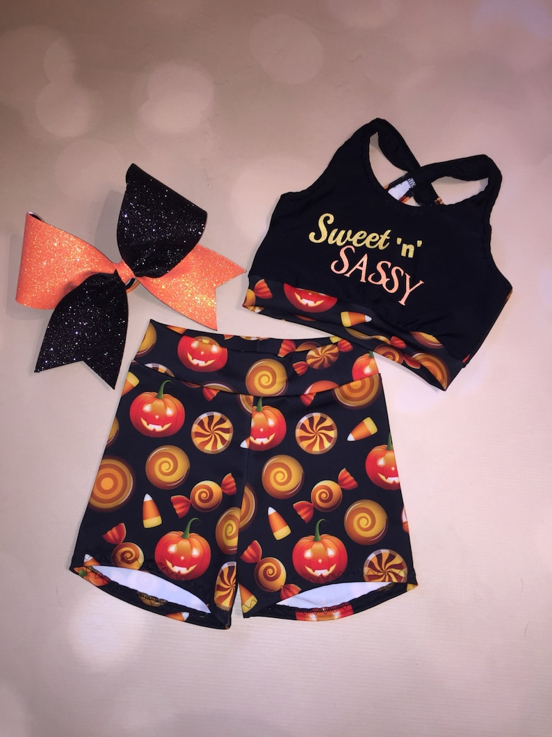 2fd9e9aeb4a8f The Sweet n Sassy Sports Bra Crop Top Spandex