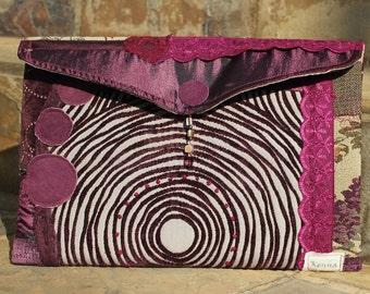 Clutch purse , Envelope clutch bag , Evening clutch , Embellished clutch , Textured clutch , Designer clutch , Exclusive clutch purse.