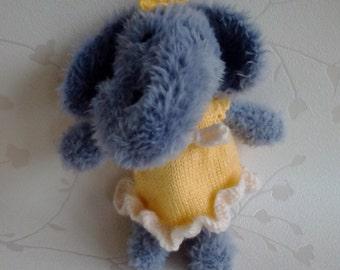 Little Furry Elephant